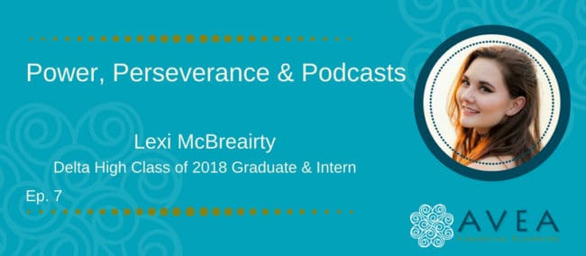 Power, Perseverance & Podcasts