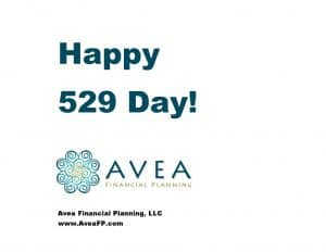Happy 529 Day