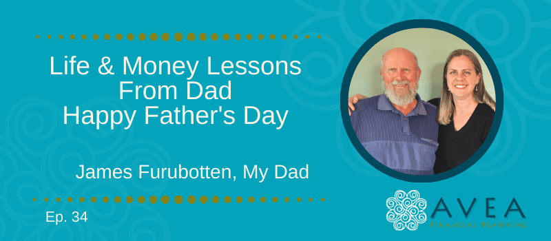 Life Money Lessons from Dad