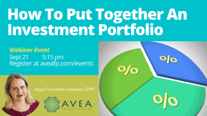 How to put together an investment portfolio